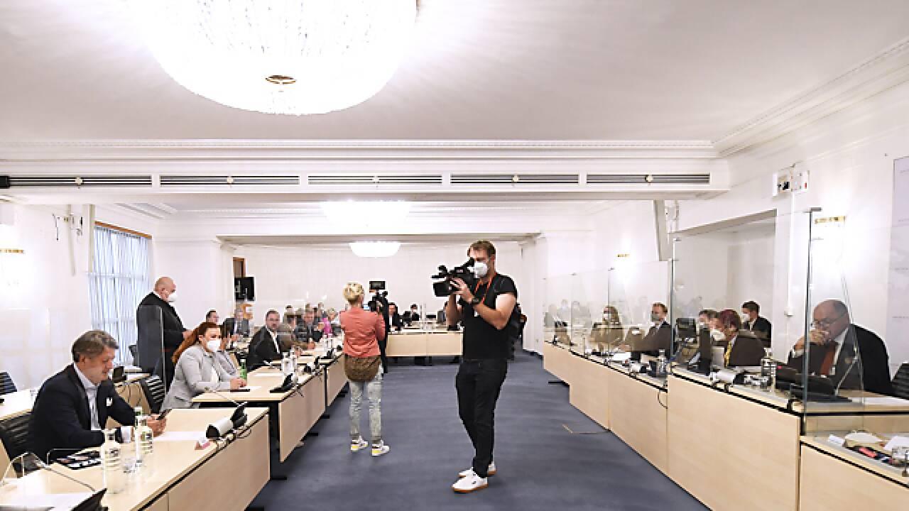 Parlament -Ausschuss im Fokus thumbnail