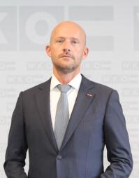 Spartenobmann Martin Horvath