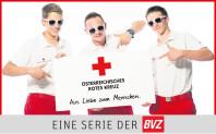 BVZ-Serie Aus Liebe zum Menschen Blaulicht-Aktion Rotes Kreuz Burgenland