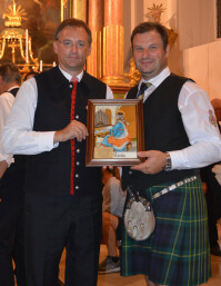 Donnerskirchen - Drums and Pipes: Zehn Jahre am Dudelsack