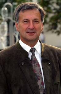 Willi Thomas, Bürgermeister von Jennersdorf