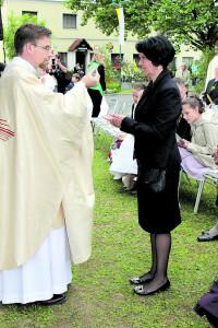 Vom Anwalt zum Priester Kroatisch Minihof