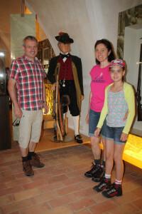 Schloss Lackenbach Museum Besucher Symbolbild Sechs Prozent mehr Besucher