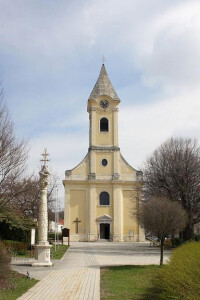 Pfarrkirche Kirche Hornstein