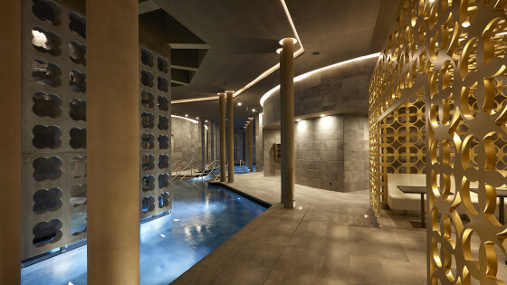 Silent Spa der Therme Laa