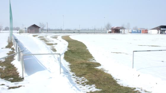 Tobaj Winter Sportplatz