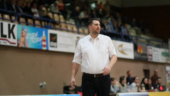 Coach Horst Leitner