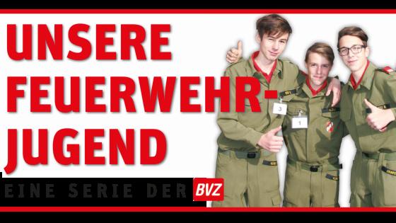 """BANNER BVZ SERIE """"Unsere Feuerwehrjugend"""" Serie Burgenland"""