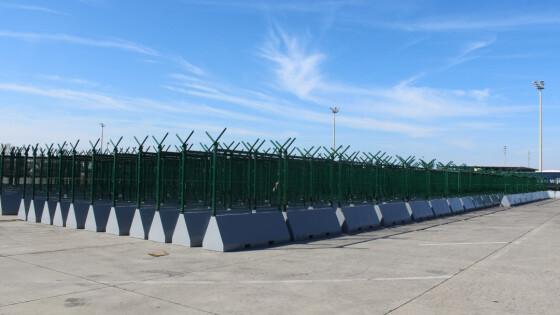 Grenzmanagement in Nickelsdorf