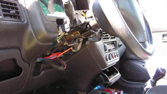 Autodieb gefasst - PKW sichergestellt