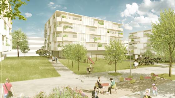 Ein neuer Stadtpark für Eisenstadt - Wohnprojekt