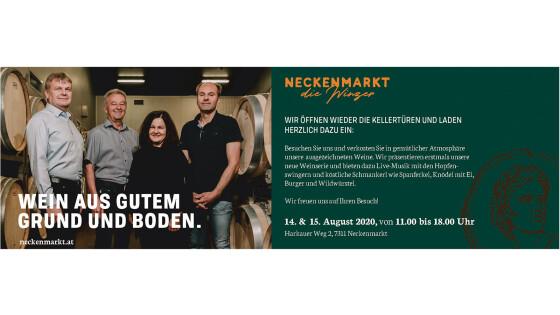 Ortsreportage Neckenmarkt 2020