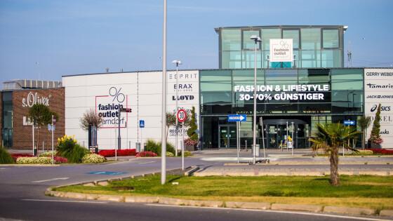 Vorher Fashion Outlet Center Parndorf
