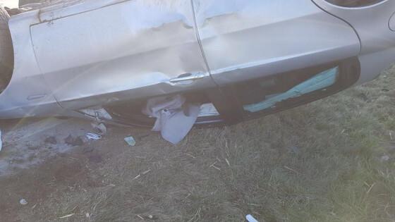 Verkehrsunfall auf der B10