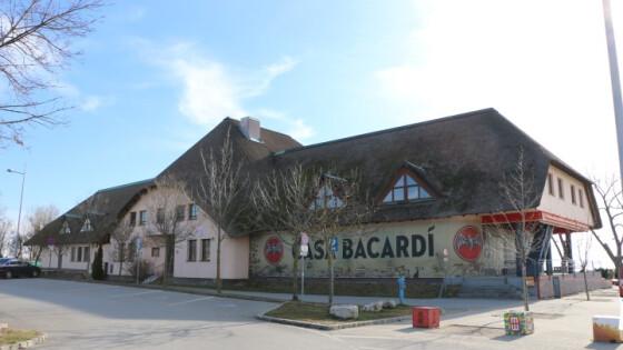 Früheres Seerestaurant Neusiedl am See Symbolbild