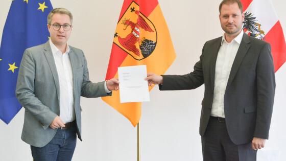 Burgenland Raumplanungs-Novelle laut Gutachten verfassungswidrig