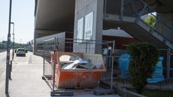 Bundesschulzentrum Neusiedl am See Renovierung läuft, Versicherung zahlt Pfusch: Bund zahlt 2,5 Millionen Euro