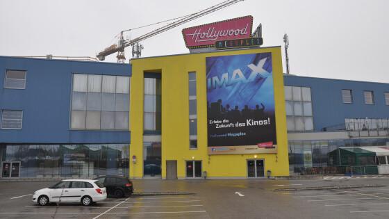 Kino Hollywood Megaplex Symbolbild