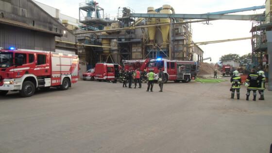 Brand in Neudörfl