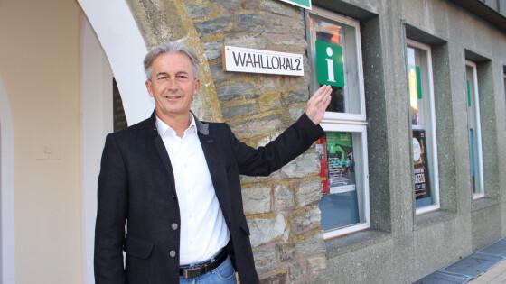 Gemeinderatswahl 2017 Güssing Burgenland Alois Mondschein