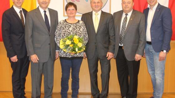 Bürgermeister Bürgermeisterwechsel in Draßmarkt