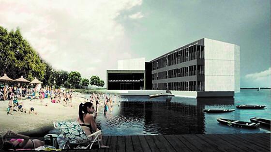 Neusiedler See Bauplan
