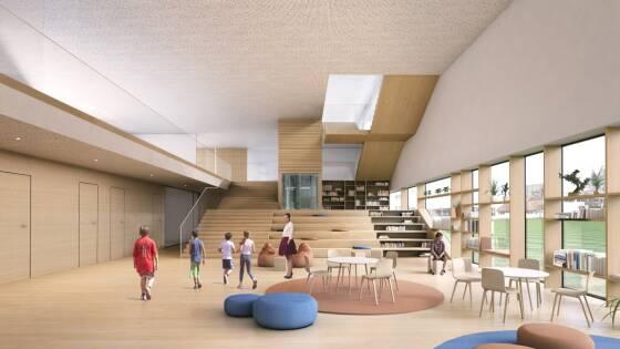Güssinger Campus Baustart 2022