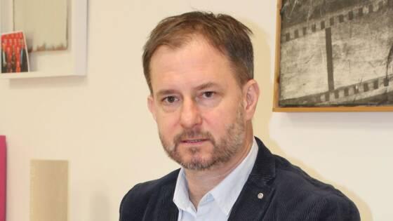 Landesgeschäftsführer Roland Fürst
