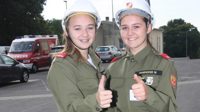 Jugendgruppen Feuerwehr Burgenland Serie Auftakt