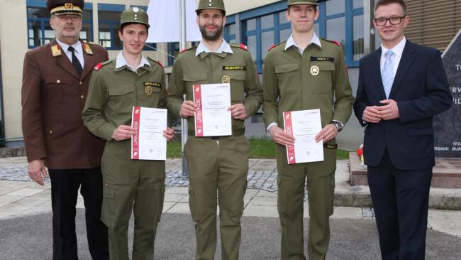 Weiße Fahne beim 53. Bgld. Landesfeuerwehrleistungsbewerb