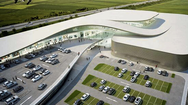 Parndorf Fachmarktzentrum: Projekt wiederbelebt