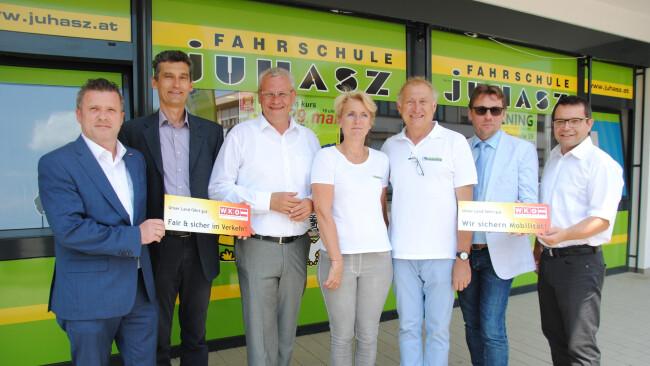 Neuer Standort für Fahrschule in Eisenstadt  Fahrschule Juhasz-Pannonia