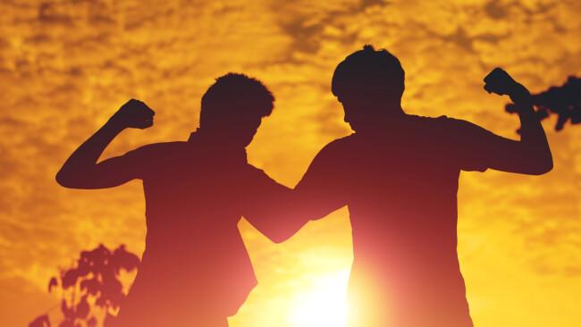 Streit Konflikt Debatte Streiterei Symbolbild