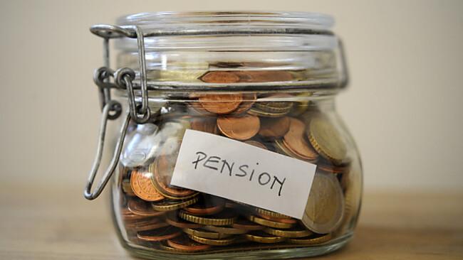 Was bleibt einem in der Pension?
