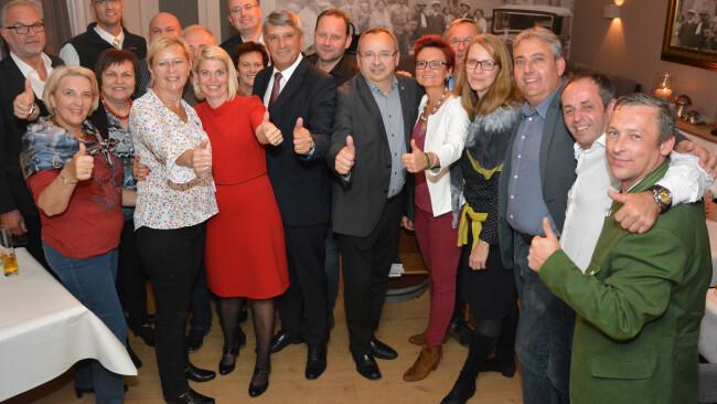 Gemeinderatswahl 2017 Güssing Knor baut Vorsprung aus 2012 weiter aus