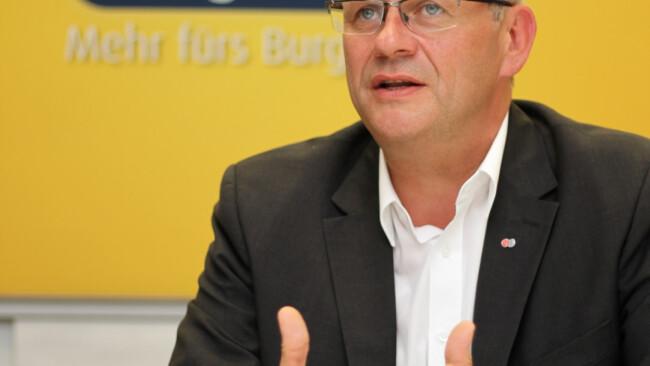 Thomas Steiner Bürgermeister Eisenstadt