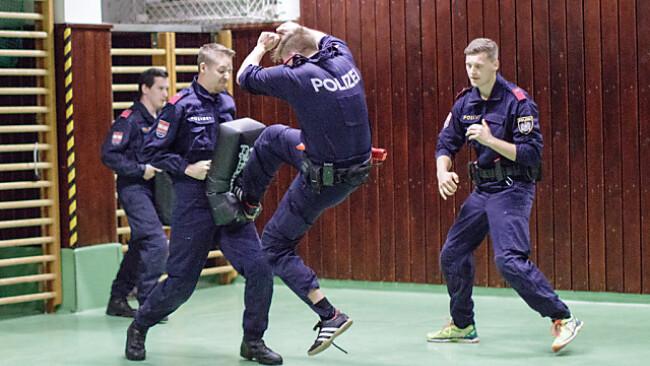 Polizeischüler dürfen sich freuen