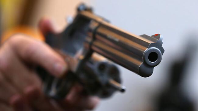 Eine Schreckschusspistole löste in Graz Polizeieinsatz aus
