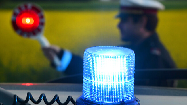 Polizei nahm ungarischem Raser den Führerschein ab