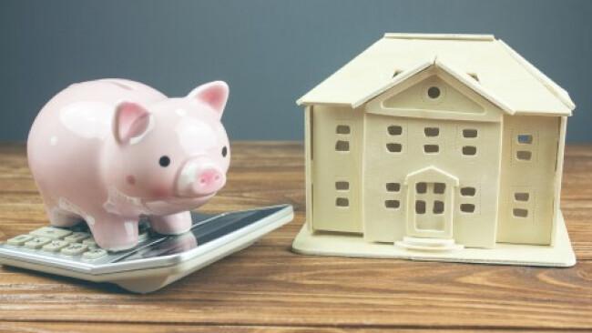 Grundstückspreis Hausbau Symbolbild