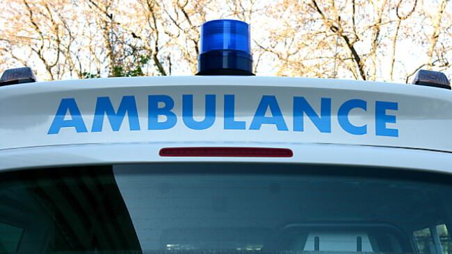 Die Verletzten wurden in umliegende Krankenhäuser transportiert