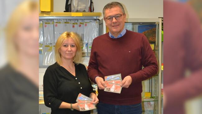 Turmtaler Innovativ - Eigene Währung in Breitenbrunn