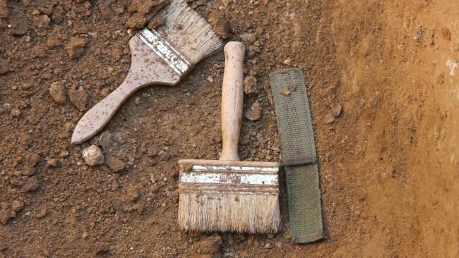Archäologie Symbolbild