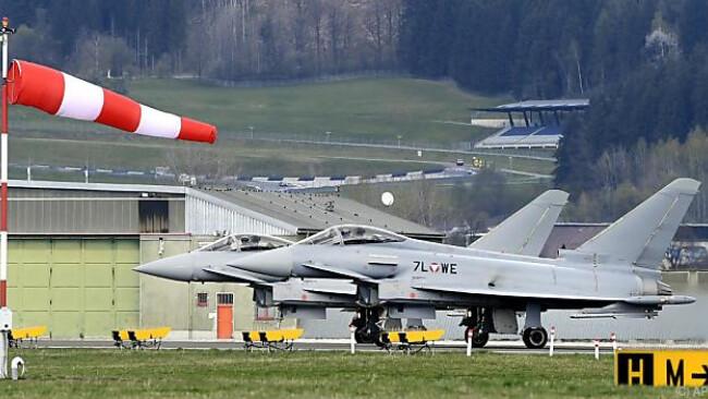 Die Causa Eurofighter geht weiter