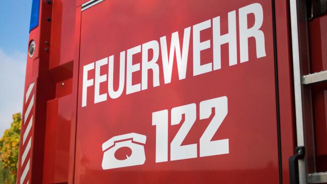 Feuerwehr Notruf Symbolbild