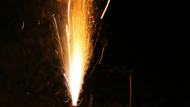 Böller Pyrotechnik Symbolbild