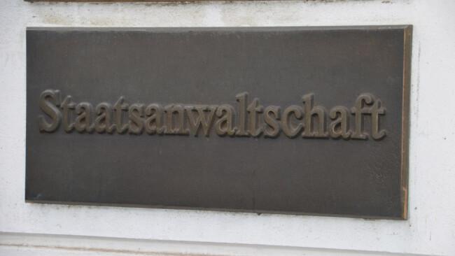 NUR REDAKTIONELLE VERWENDUNG! Staatsanwaltschaft Symbolbild Deutschland