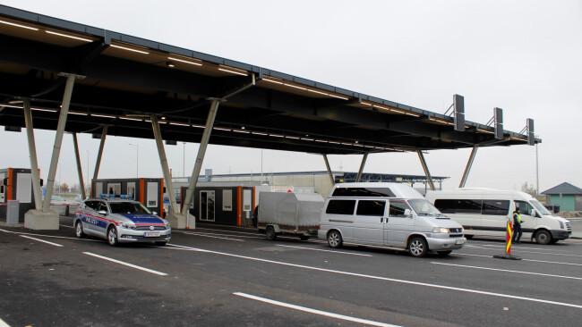 A4: Mehr Effizienz an der Grenze Fünf Millionen Euro für Grenze Nickelsdorf
