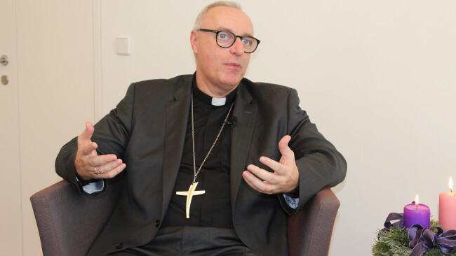 """BVZ-Interview - Bischof Zsifkovics: """"Keine Wohlfühlphase der Menschheit"""""""