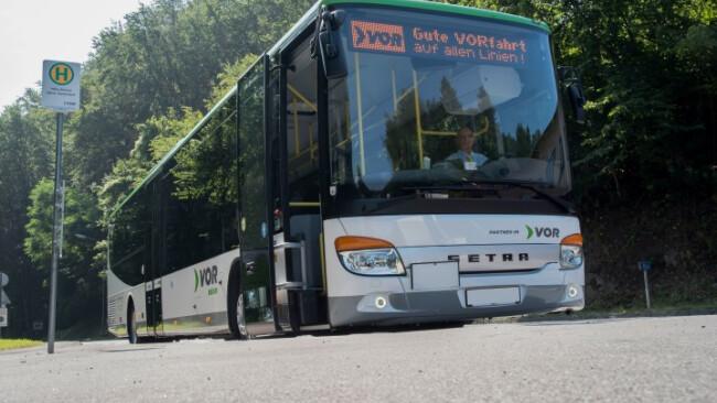 Bus Symbolbild